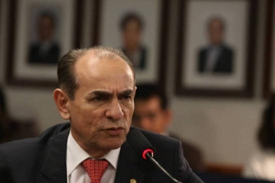 O deputado Marcelo Castro (PMDB-PI)