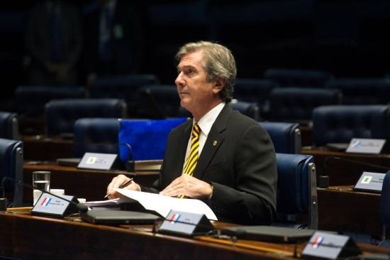 Senador Fernando Collor (PTB-AL)