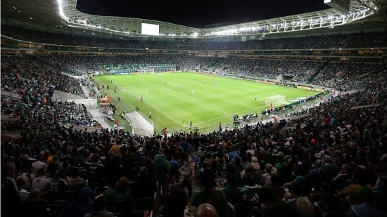 Palmeiras não atuará no Allianz Parque no clássico com o Corinthians