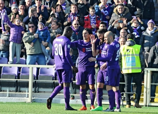 Fiorentina bate o Torino por 2 a 0