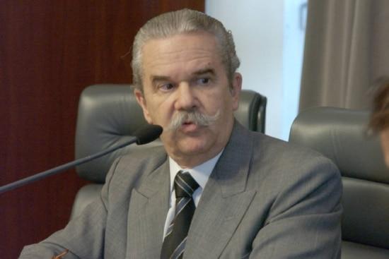 O secretário de Energia, João Carlos Meirelles