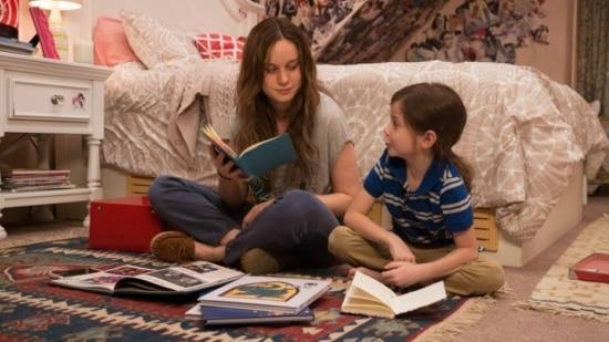 Cena de 'O Quarto de Jack', com Brie Larson, Joan Allen e William H. Macy