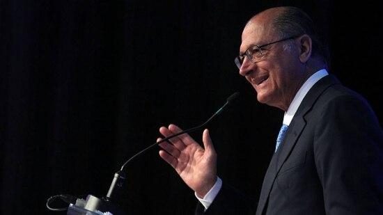 """Alckmin afirmou ser importante preservar """"o sonho, o legado e a esperança"""" de Eduardo Campos"""