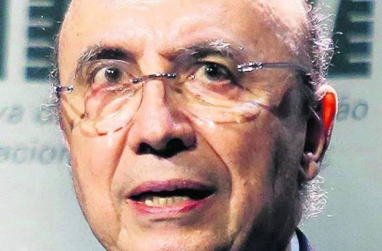 O ex-presidente do Banco Central Henrique Meirelles