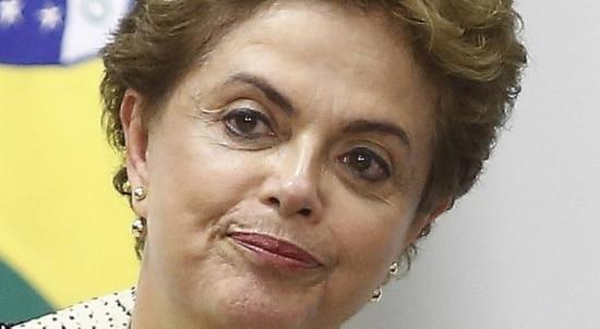 A presidente Dilma Rousseff terá corte em seu salário