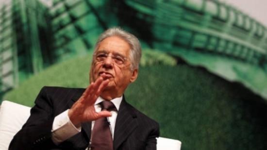 O ex-presidente tucanoFHC
