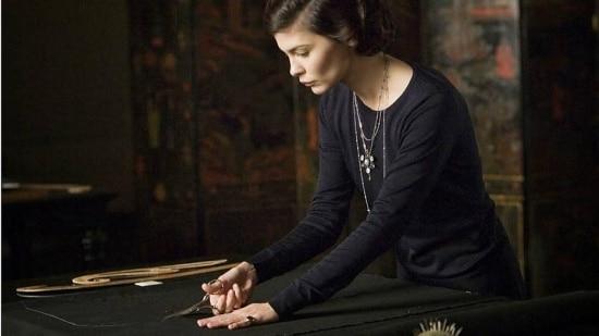 Coco antes de Chanel, de 2009, dirigido por Anne Fontaine, tem Audrey Tautou no papel da estilista
