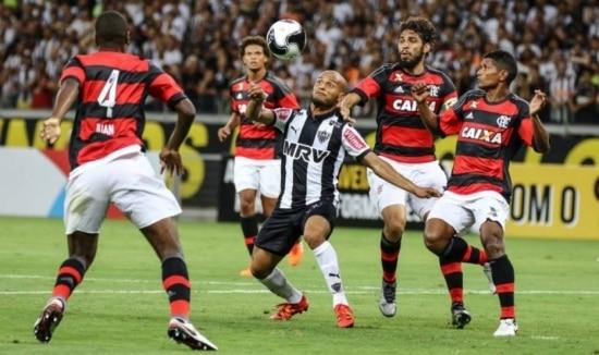 Flamengo fez os gols da vitória no 2º tempo