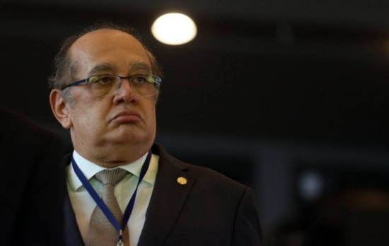 O ministro do Supremo Tribunal Federal, Gilmar Mendes
