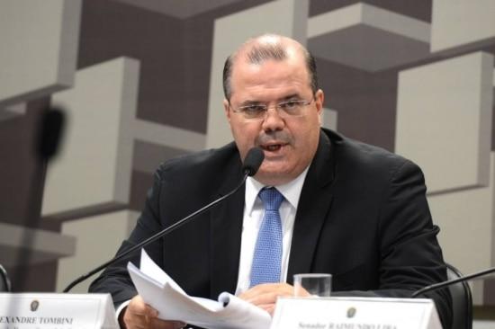 Mercado foi surpreendido pela declaração de Tombini às vésperas do Copom
