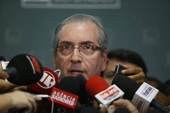 Eduardo Cunha anuncia que acatou pedidos de impeachment da presidente Dilma Rousseff
