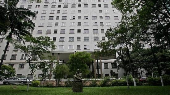 Fechada da Maternidade São Paulo