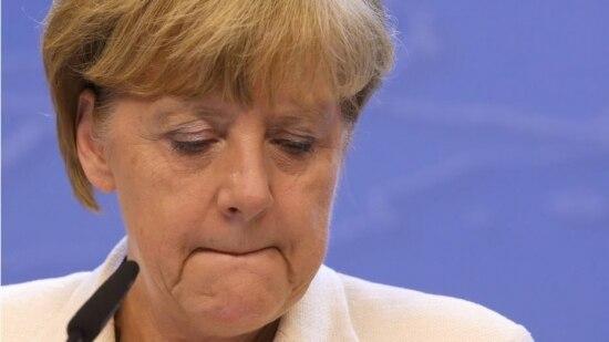 A premiê da Alemanha, Angela Merkel