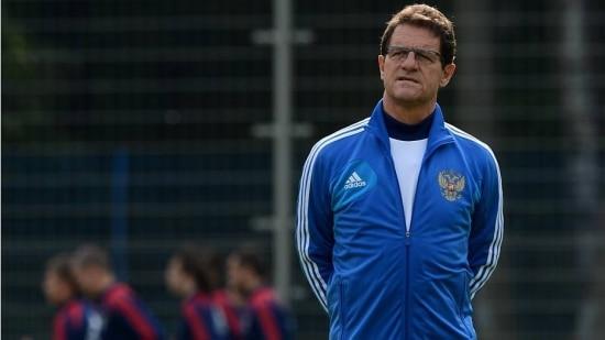 Fabio Capello ganha cerca de 9 milhões de euros por ano
