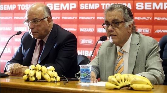 Ataíde e Aidar faziam parte da gestão, até romperem em outubro de 2015