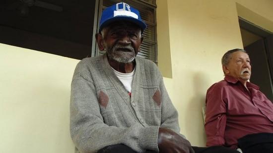 José Aguinelo não tem nenhuma doença grave e toma apenas um xarope e um estimulante de apetite