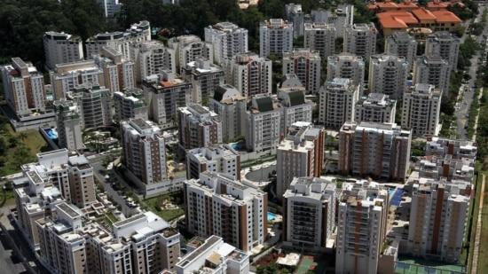 Apesar do crescimento, os preços das moradias estão perdendo fôlego e sofrem sua nona redução consecutiva