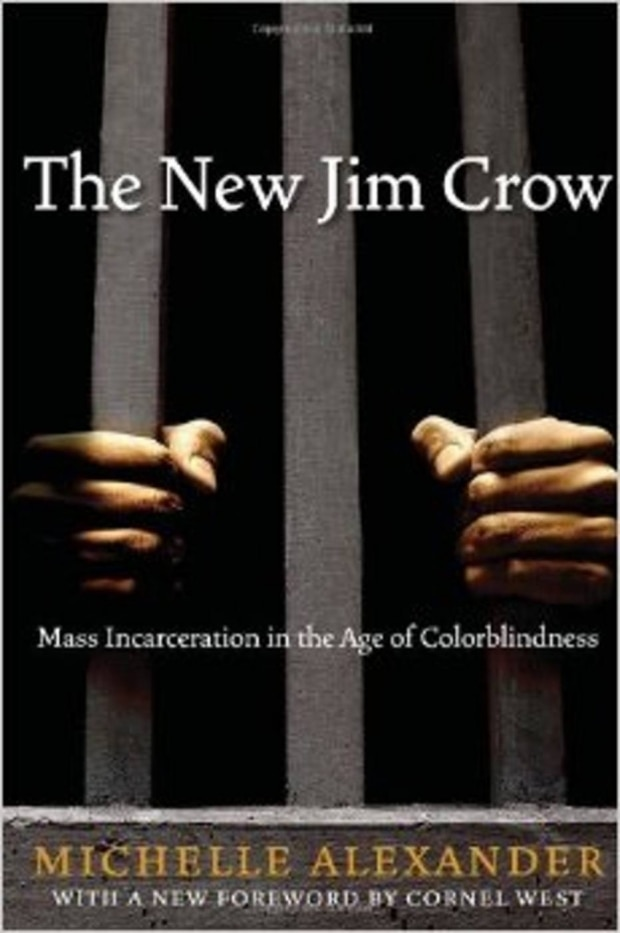 The New Jim Crow: Mass Incarceration in the Age of Colorblindness (Michelle Alexander)