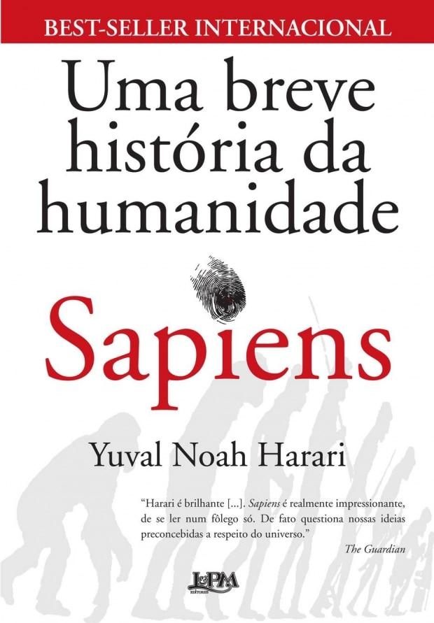 Sapiens - Uma breve história da humanidade (Yuval Harari)