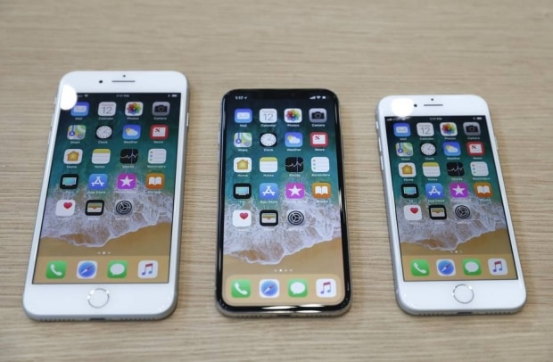 Apple encontra-se a desenvolver sucessores do iPhone X