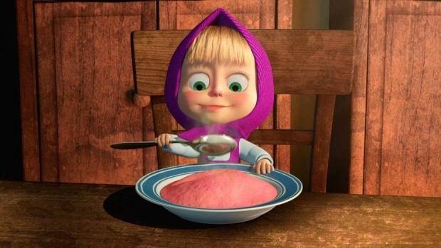 6º: Masha and the Bear - Recipe for Disaster