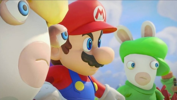 Mario + Rabbids
