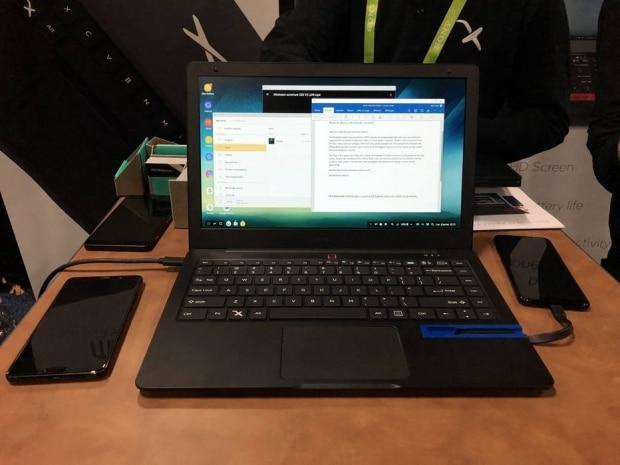 Laptop 'falso'