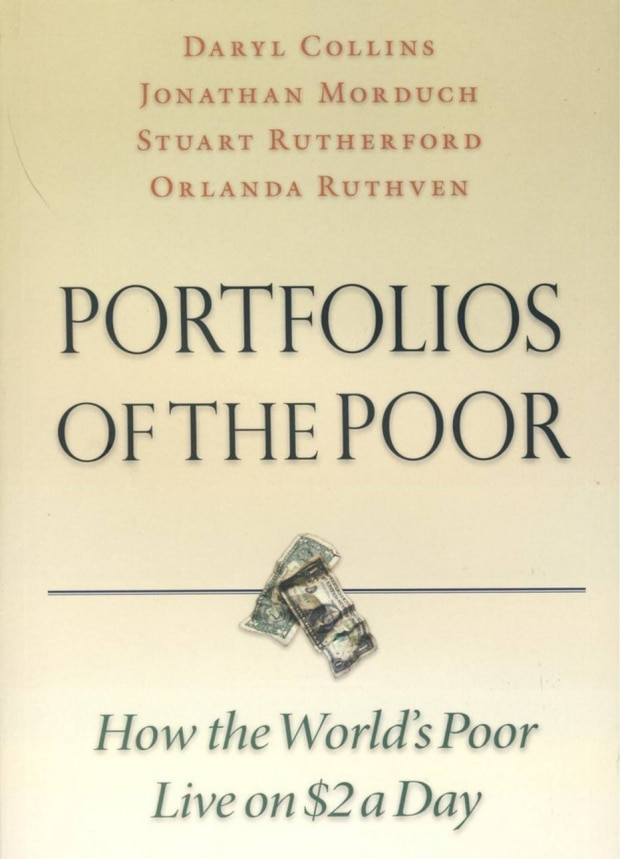 Portfolios of the Poor (D. Collins, J. Morduch, S. Rutherford e O. Ruthven)