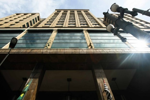 Prédio da Secretaria de Estado da Fazenda de São Paulo
