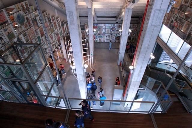 O museu temático instalado no Estádio doPacaembu ficou com a décima posição na lista do Trip Advisor