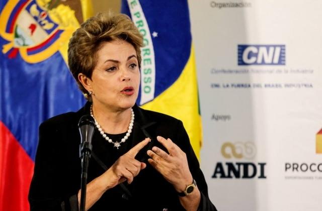 Dilma diz que enfrentará publicamente o debate sobre reprovação de contas