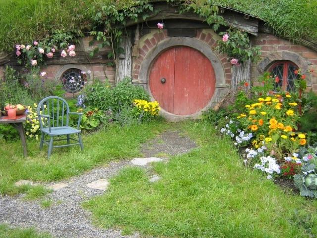 Robbiton, vila cenográfica onde foram gravadas as cenas de 'O Senhor dos Anéis' e 'Hobbit'