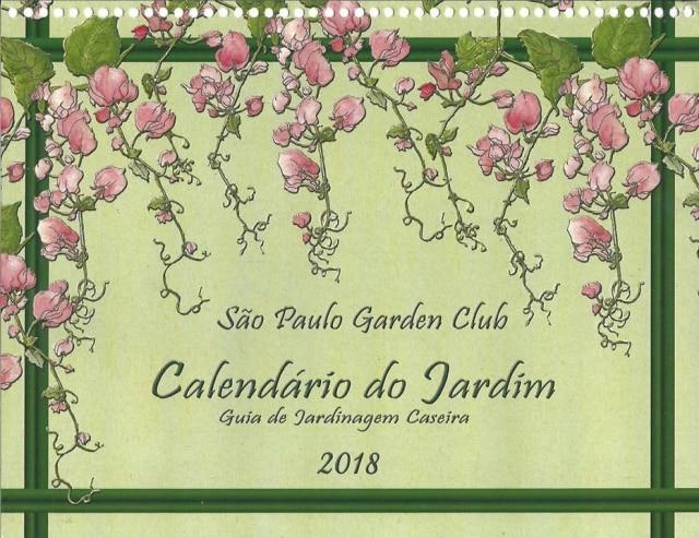 Calendário do Jardim é tradição há 22 anos no clube paulistano