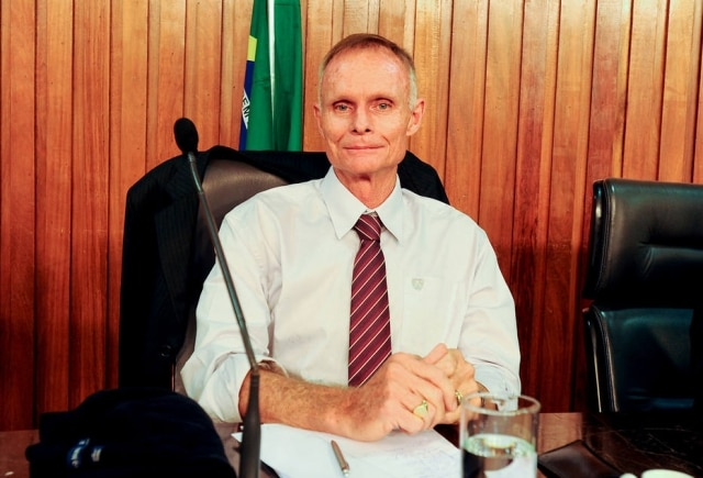 O secretário de Educação do governo Alckmin, Herman Voorwald