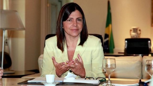 A ex-governadora do Maranhão, Roseana Sarney