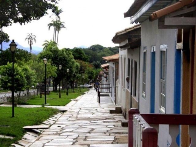 Pirenópolis tem um centro preservado e casarões do século 18