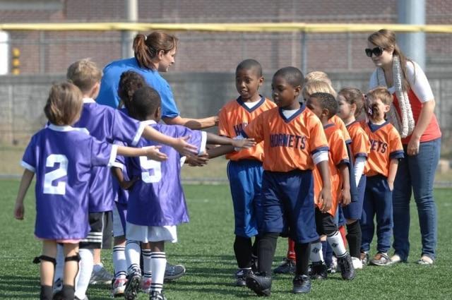A competição não pode dominar a vida da criança até que ela estejapsicologicamente pronta para isso
