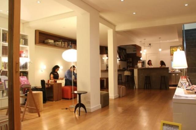 Bar Libar fica dentro da escola Ciclo das Vinhas da sommelière Alexandra Corvo