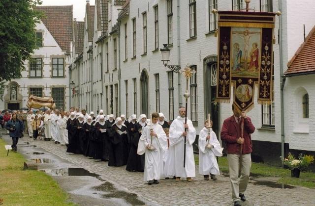 Berço. Feriado de tradição belga não tem mais tanto apelo, mas ainda é celebrado em alguns lugares