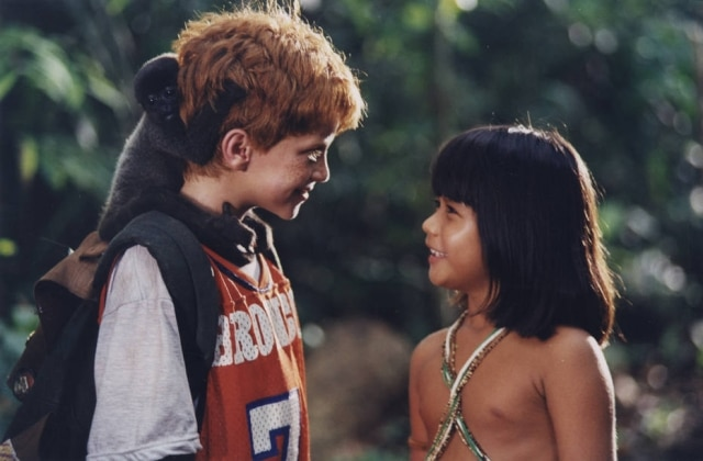 Atriz tinha dez anos quando atuou no filme