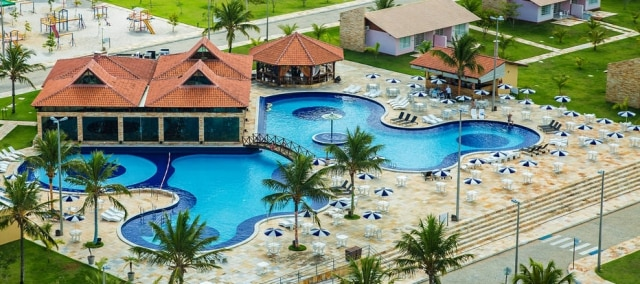 Mussulo Resort, em Conde, na Paraíba