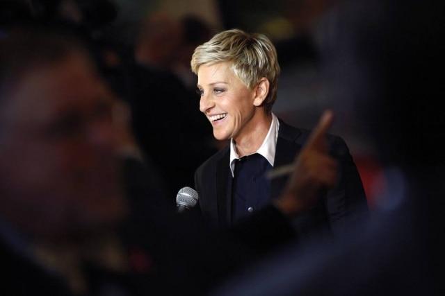 A apresentadora Ellen DeGeneres dizter entrado em depressão pelo bullying que sofreu em Hollywood quando revelou ser lésbica.