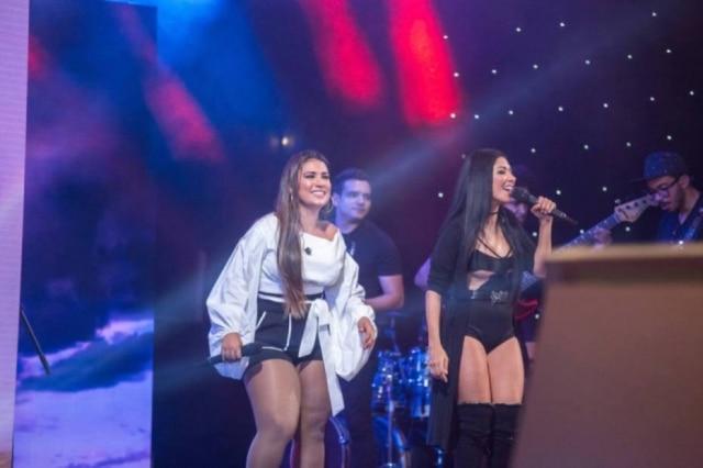 Simone e Simaria são as novas juradas do 'The Voice Kids'.