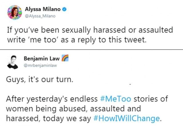 Após o sucesso da campanha #MeToo, os usuários do Twitterestão respondendo com a #HowIWillChange