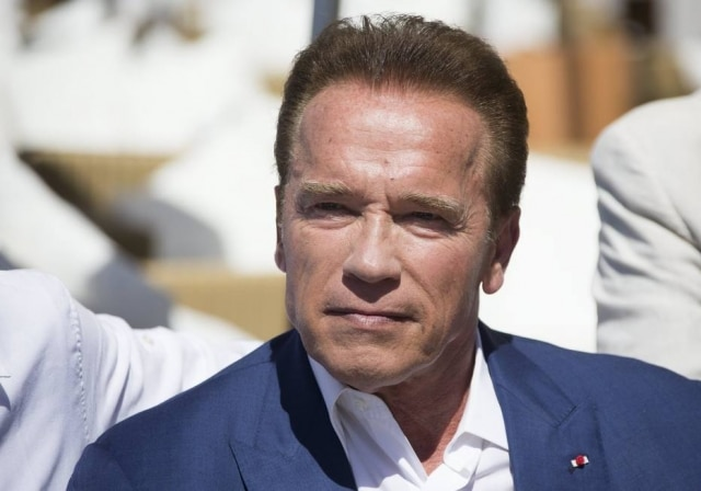 Clima leva Schwarzenegger a fazer vídeo para Trump