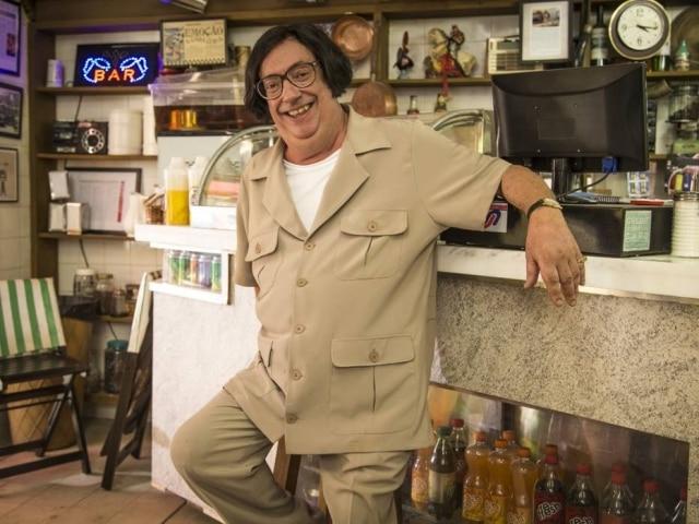 Marcos Oliveira interpretou Beiçola em 'A Grande Família'