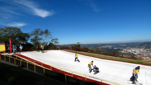 Pistas do Ski Mountain Park