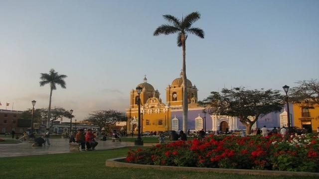 Trujillo, no norte do Peru, exibe beleza colonial e abre portas para relíquias arqueológicas pré-incas