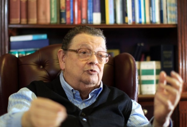 O ex-ministro da Fazenda, Delfim Netto