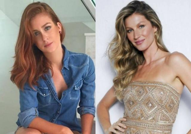 Marina Ruy Barbosa fez mais campanhas publicitárias na TV em 2016 que Gisele Bündchen